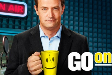Go On starring Matthew Perry