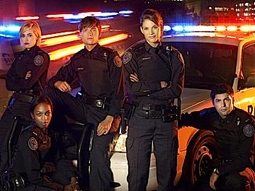 Cast of Rookie Blue