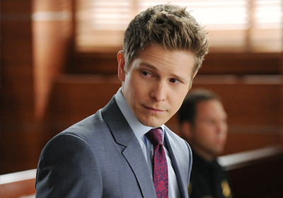Matt Czuchry of The Good Wife